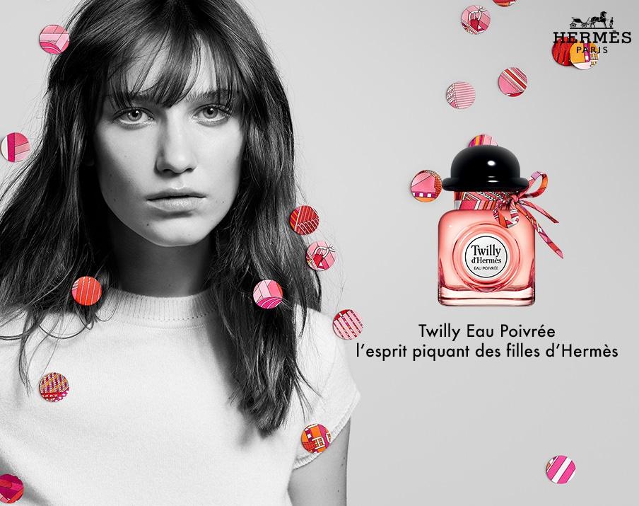 Twilly D`Hermes Eau Poivree, Femei, Apa de parfum, 85 ml