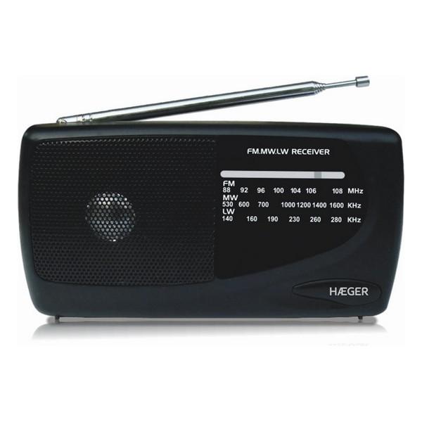 Radio AM / FM Haeger Handy