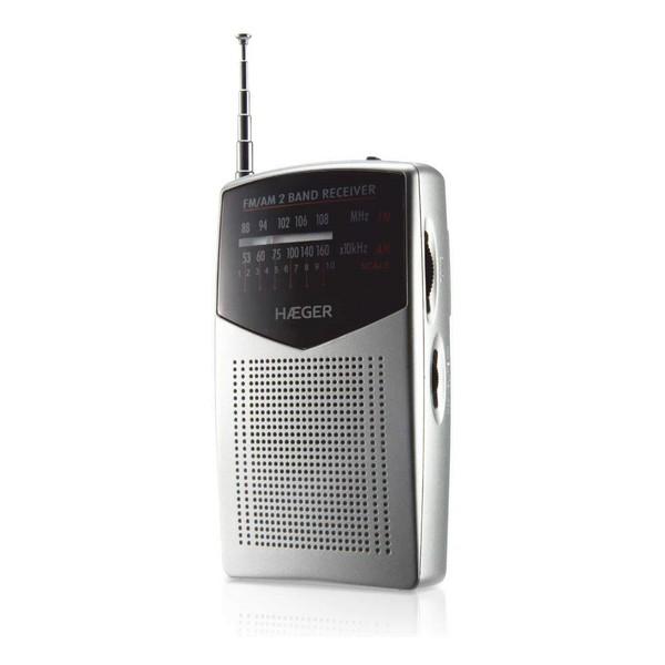 Radio AM / FM Haeger Pocket